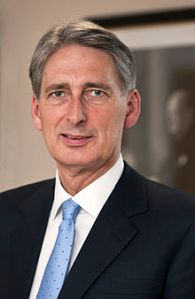 Guildford CF Host Philip Hammond